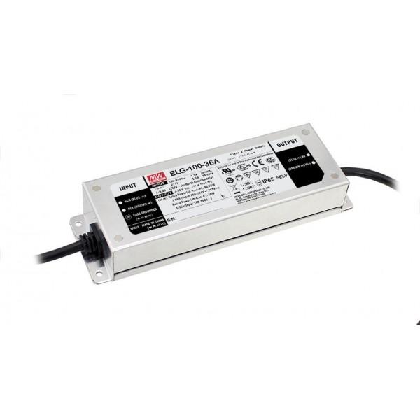 ELG-100-24 Mean Well Блок питания Драйвер для светодиодов (LED) 70 Вт; 24 В; 4 А