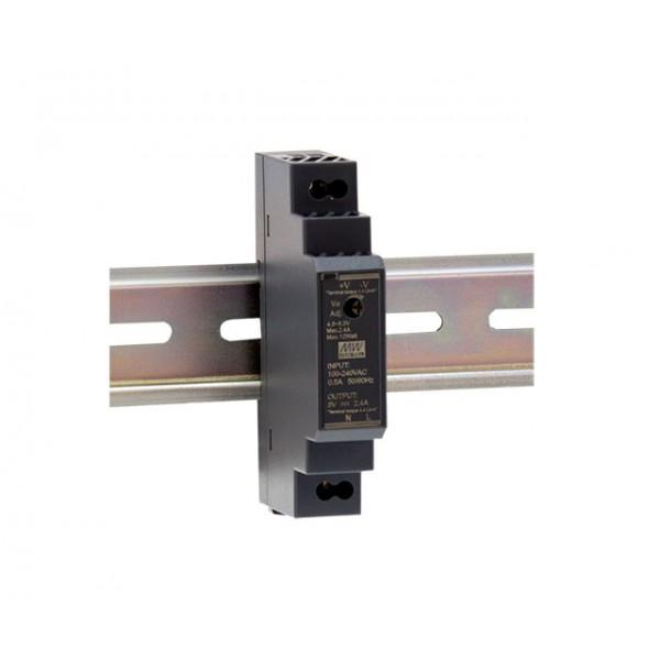 HDR-15-48 Mean Well Блок питания На DIN-рейку 15,4 Вт; 48 В; 0,32 А