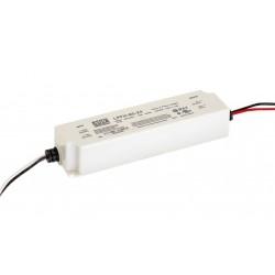 LPFH-60-54 Mean Well Блок питания Драйвер для светодиодов (LED) 60,48 Вт; 54 В; 1,12 А