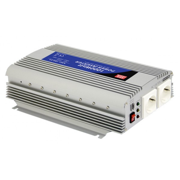 A301-1K0-F3 Mean Well Инвертор 1000 Вт, 230 В (DC/AC Преобразователь)