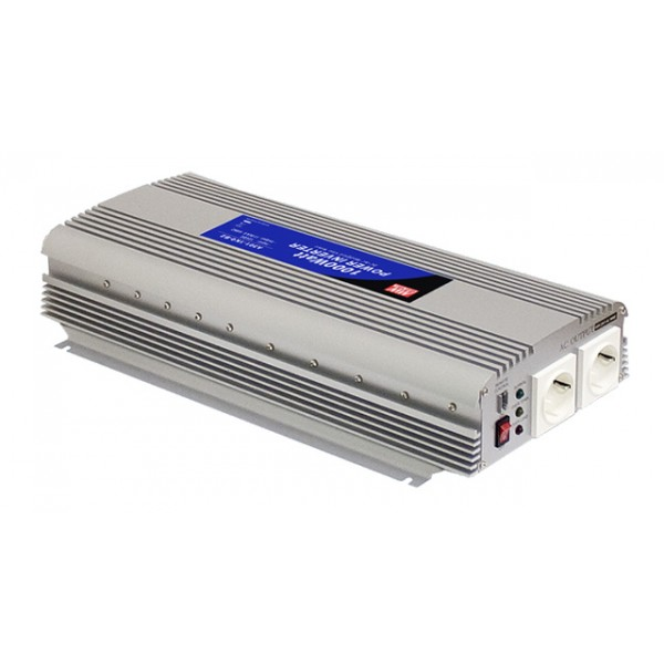 A302-1K7-F3 Mean Well Инвертор 1500 Вт, 230 В (DC/AC Преобразователь)