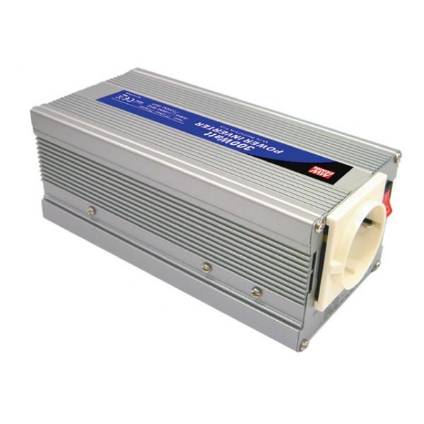 A301-300-F3 Mean Well Инвертор 300 Вт, 230 В (DC/AC Преобразователь)