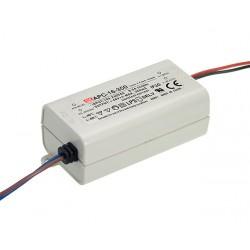 APC-16-350 Mean Well Блок питания 16.8 Вт, 12~48 В, 350 мА Драйвер для светодиодов (LED)