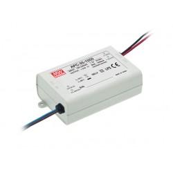 APC-35-700 Mean Well Блок питания 35 Вт, 15~50 В, 700 мА Драйвер для светодиодов (LED)