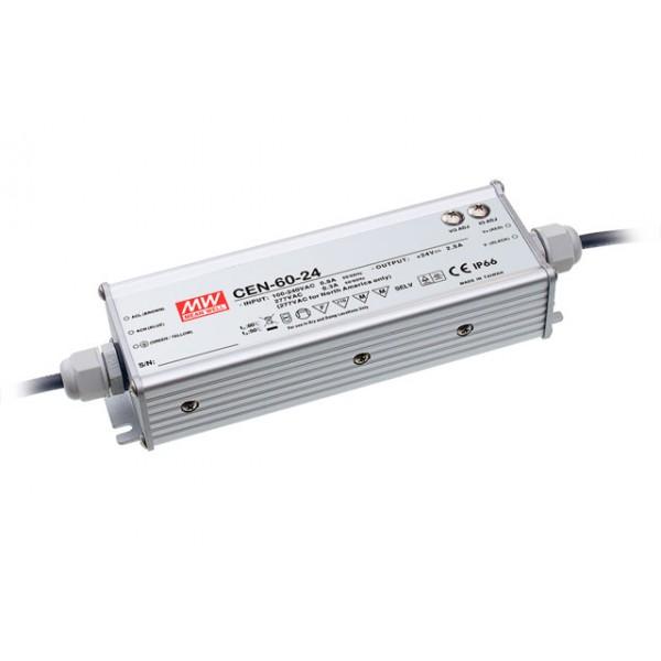 CEN-60-20 Mean Well Блок питания 60 Вт, 20 В, 3 А Драйвер для светодиодов (LED)