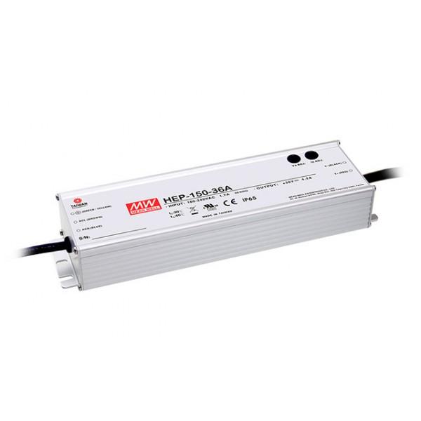 HEP-150-12A Mean Well Блок питания 150 Вт, 12 В, 12,5 А В корпусе с ККМ