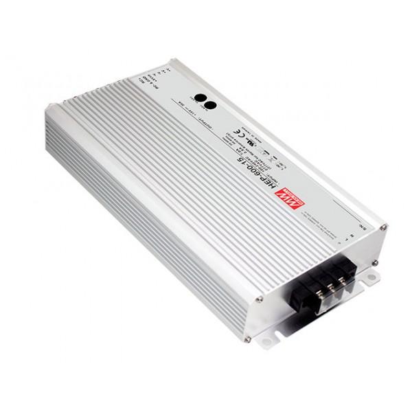 HEP-600-30 Mean Well Блок питания 600 Вт, 30 В, 20 А В корпусе с ККМ