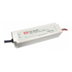LPC-100-700 Mean Well Блок питания 100.1 Вт, 72~143 В, 700 мА Драйвер для светодиодов (LED)