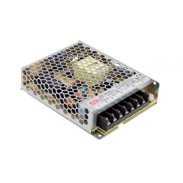 LRS-100-24 Mean Well Блок питания 108 Вт, 24 В, 4,5 А В корпусе