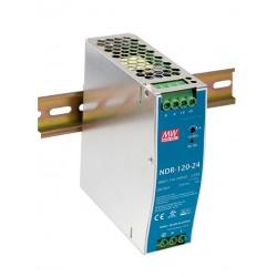 NDR-120-12 Mean Well Блок питания 120 Вт, 12 В, 10 А На DIN-рейку