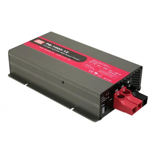 PB-1000-48 Mean Well Зарядное устройство для аккумуляторов 1000 Вт 48 В