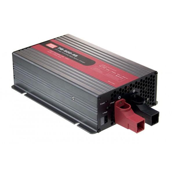 PB-600-48 Mean Well Зарядное устройство для аккумуляторов 600 Вт 48 В