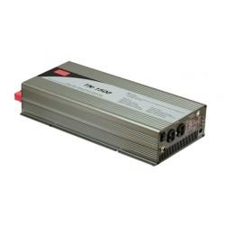TN-1500-224B Mean Well Инвертер с функцией UPS 1500 Вт, 230 В (DC/AC Преобразователь)